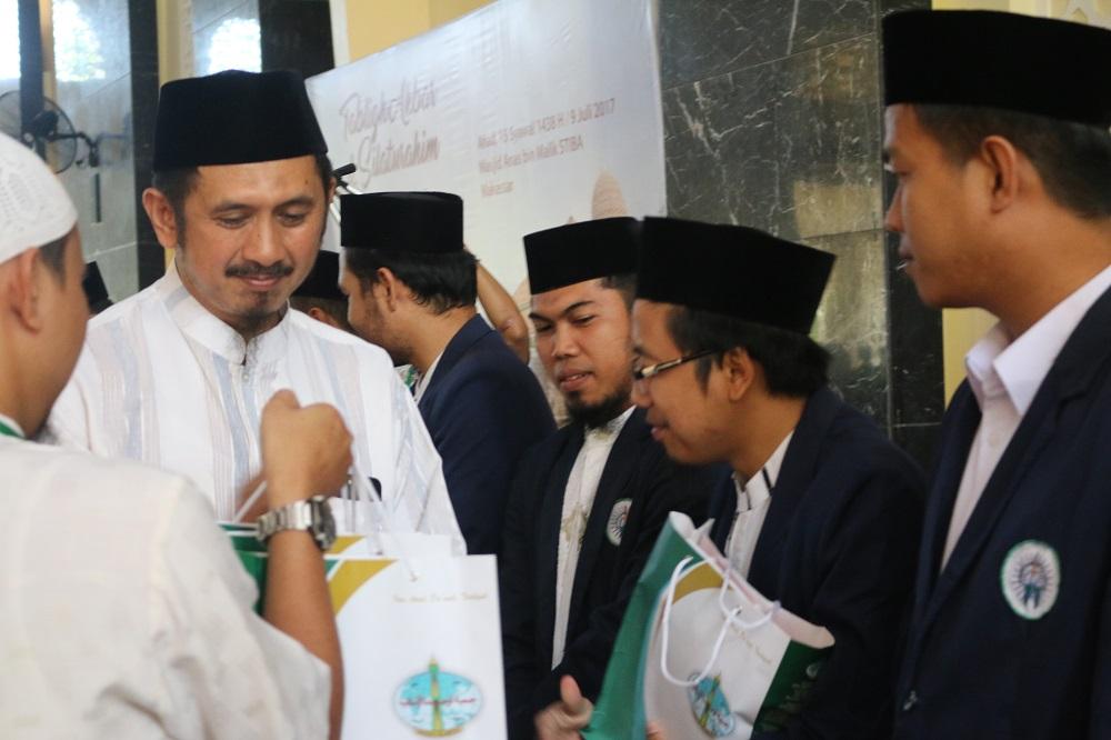 Wisuda Mahasiswa STIBA Makassar dan Penyebaran Da'i ke Seluruh Indonesia (3)
